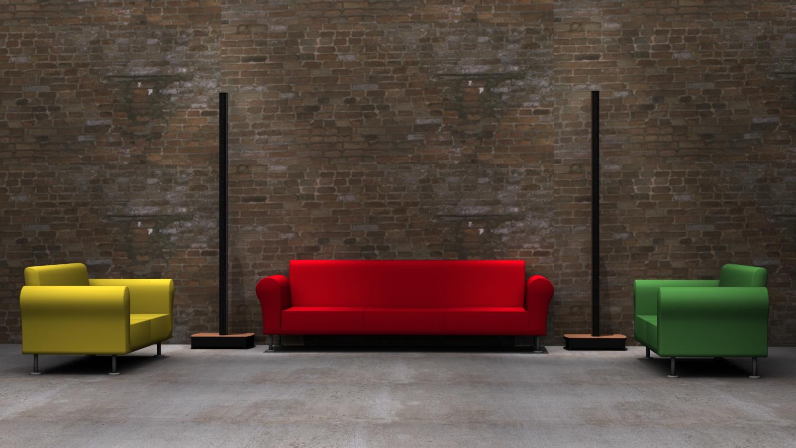Lounge Speaker von VoicePoint